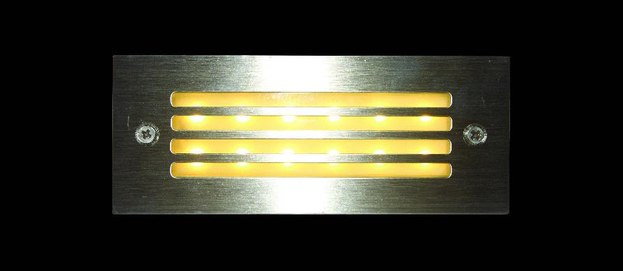 ĐÈN ÂM CẦU THANG HUFA ACT 2902 W170xL70xH60 LED 3W