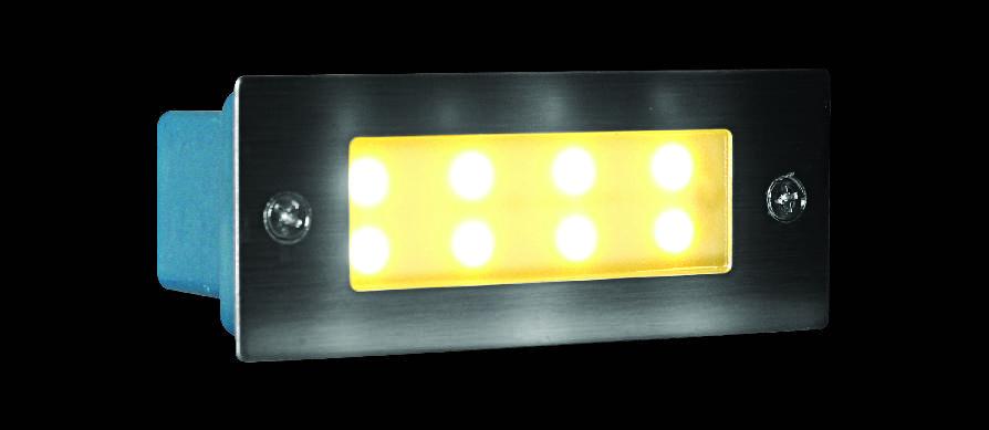 ĐÈN ÂM CẦU THANG HUFA ACT 2907 W110xL45xH55 LED 3W