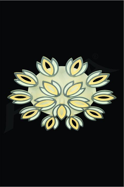 ĐÈN MÂM KIỂU Ý HUFA CY 093/15 Ø1000xH150 LED 3CD T318