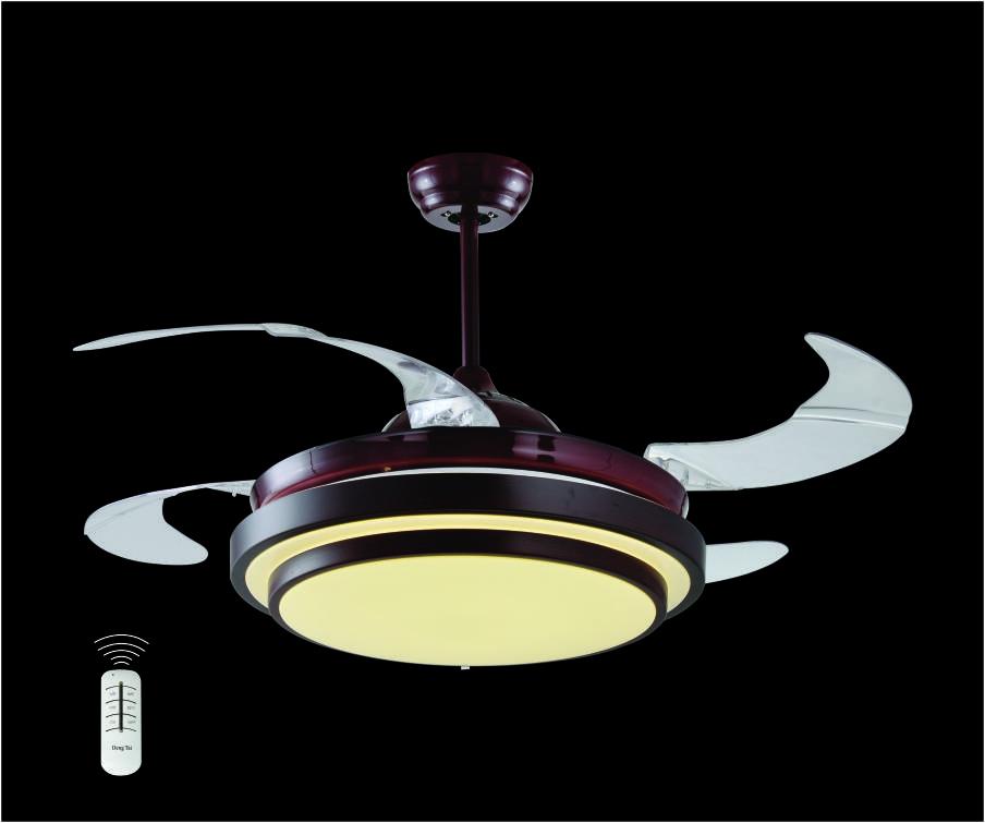 ĐÈN QUẠT HUFA DQ 8009 W500 x H580 - CÁNH W1100 LED 30W L126