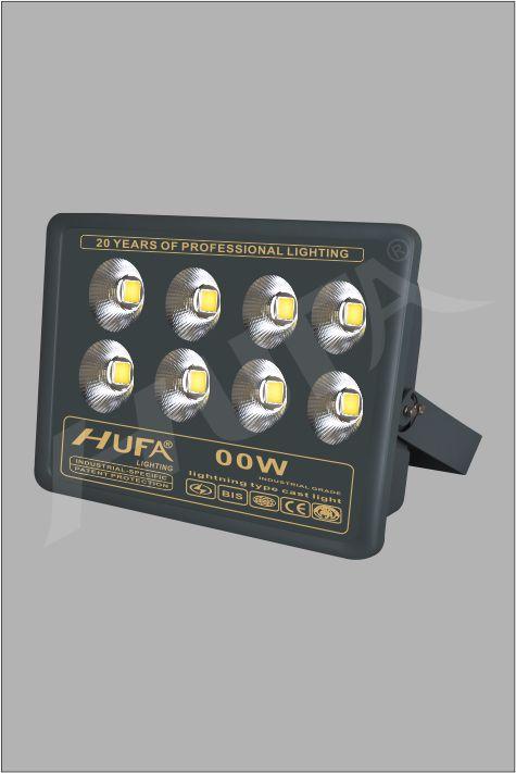 ĐÈN PHA LED HUFA FAD 400W COB L470xW125xH455 IP66 L55