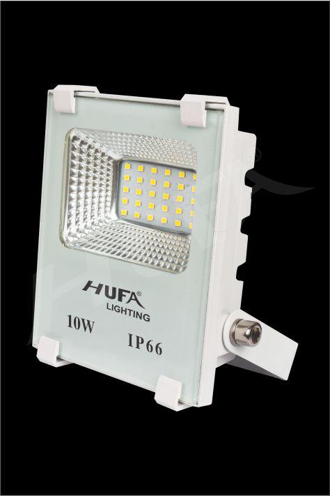 ĐÈN PHA LED HUFA FAT 10W L135xW70xH170 IP66 L56