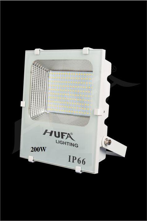ĐÈN PHA LED HUFA FAT 200W L380xW100xH430 IP66 L56
