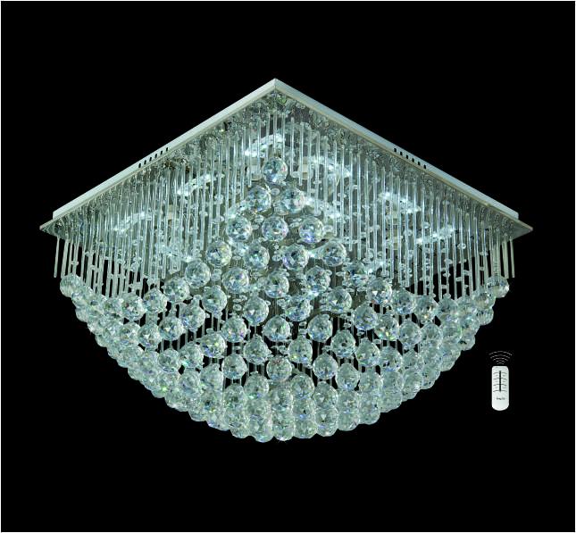Đèn Mâm Pha Lê Hufa MFL 507 Ø600 x H400 LED SMD 120 HẠT T384