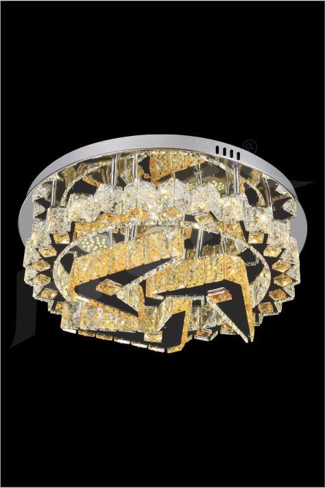 ĐÈN MÂM LED PHA LÊ HUFA MLF 308 Ø500xH250 LED 104W 3CD T269