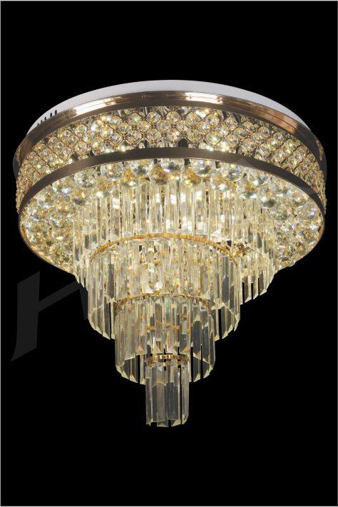 ĐÈN MÂM LED HUFA ML 7657 Ø600xH530 LED 3CD T267