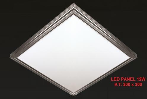 ĐÈN LED ÂM TRẦN PANEL 12W 300x300