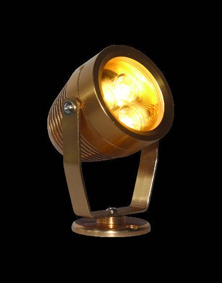 ĐÈN RỌI NGỒI LED HUFA RN A38 3W Ø65xW65xH110 L45