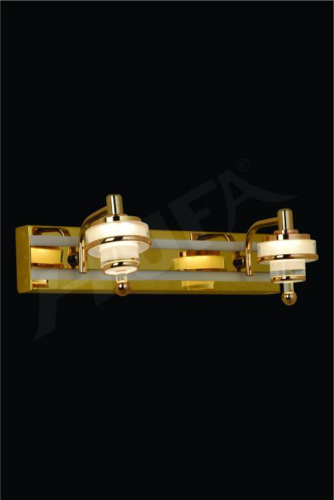 ĐÈN SOI GƯƠNG HUFA SG 5699-2 LED 3CD L300xW60xH150 L138