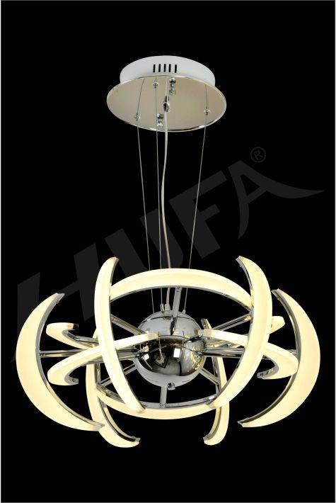 ĐÈN CHÙM KIỂU Ý HUFA TCL 71806/M Ø500xH500 LED 100W T183