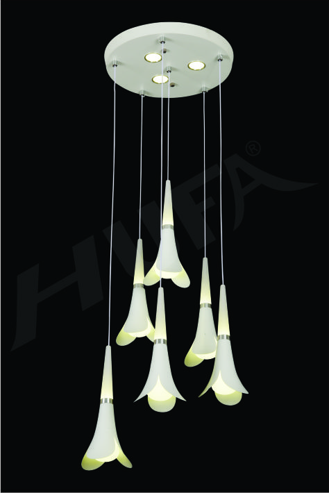 ĐÈN THẢ LED HUFA TL 222/6 LED 4000K T208