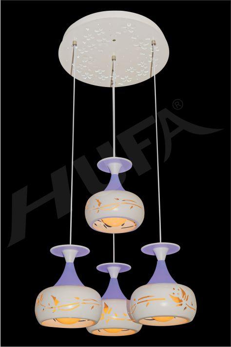 ĐÈN THẢ LED HUFA TL 2239/4 LED RGB T216