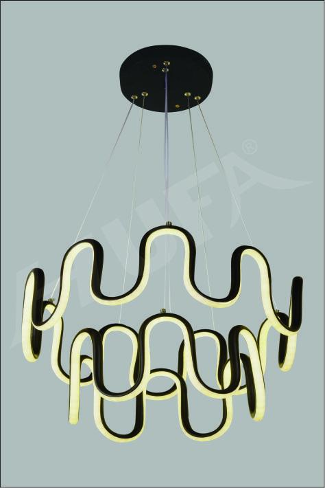 ĐÈN THẢ LED HUFA TL 5132 Ø420 x H1000 LED 110W T202