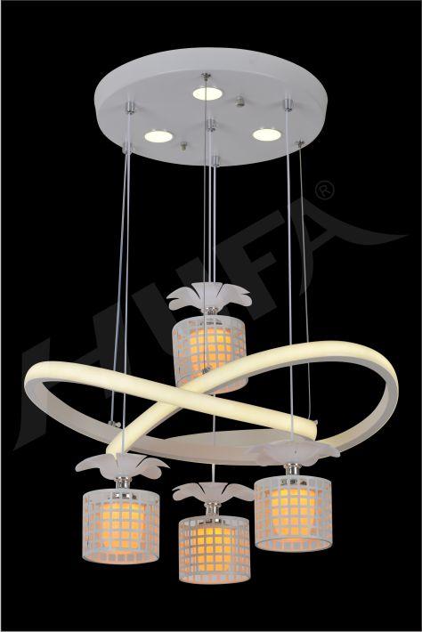 ĐÈN THẢ LED HUFA TL 6045/4 LED T214