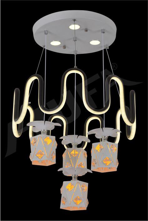 ĐÈN THẢ LED HUFA TL 6046/4 LED  T215