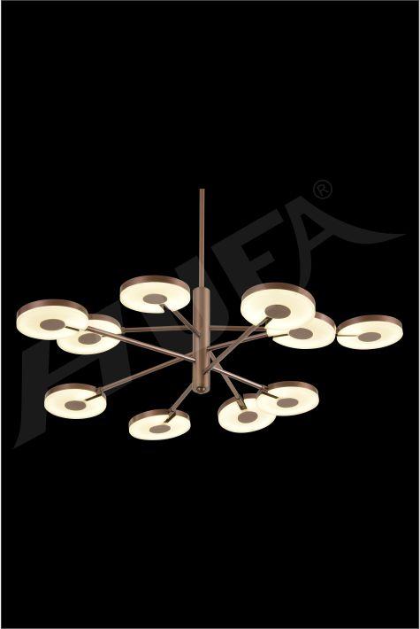 ĐÈN THẢ LED HUFA TL 8053/10 Ø760 x H570 LED 80W T179