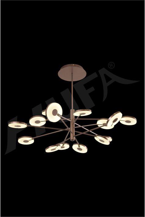 ĐÈN THẢ LED HUFA TL 8053/14 Ø1000 x H660 LED 100W T179