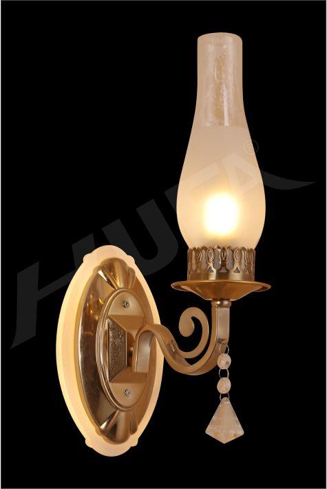 ĐÈN VÁCH LED HUFA V 702/1 LED + E27x1 T369