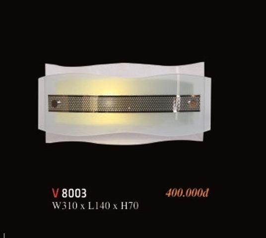 ĐÈN VÁCH KÍNH HUFA V 0083 E27x1 T249