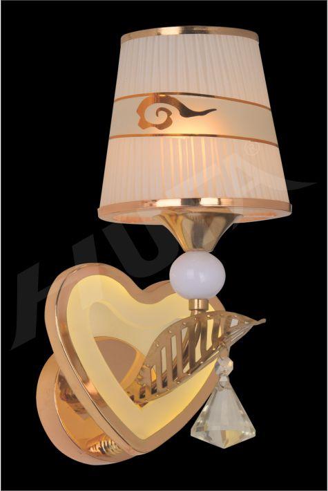 ĐÈN VÁCH LED HUFA VK 244 LED E27x1 T387
